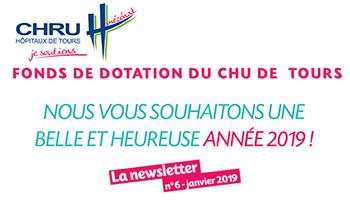 Découvrez les 6 nouveaux projets du Fonds de dotation du CHU de Tours !