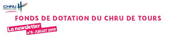 Découvrez la nouvelle newsletter du Fonds de dotation
