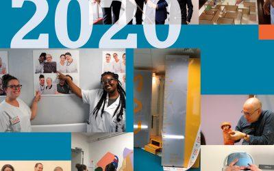 Nous vous souhaitons une belle et heureuse année 2020
