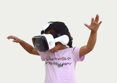 La réalité virtuelle fait son entrée à Clocheville