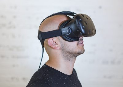 Soins innovants en réalité virtuelle