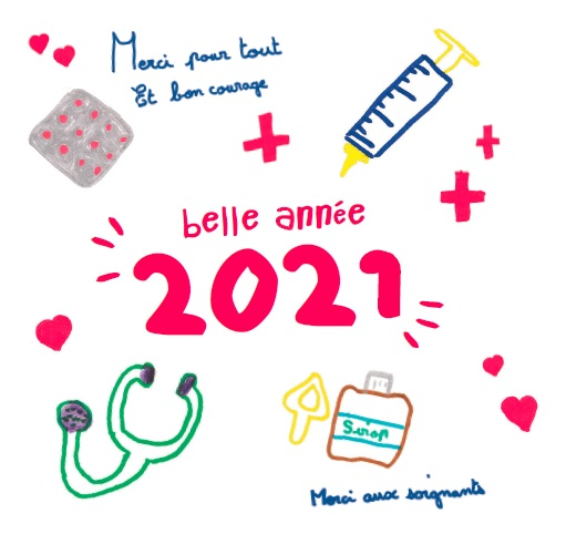 Belle année 2021 !